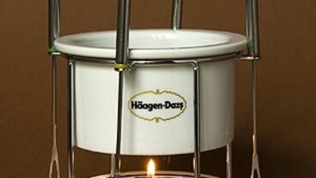 Soutěž o čokoládové fondue se zmrzlinou Häagen-Dazs