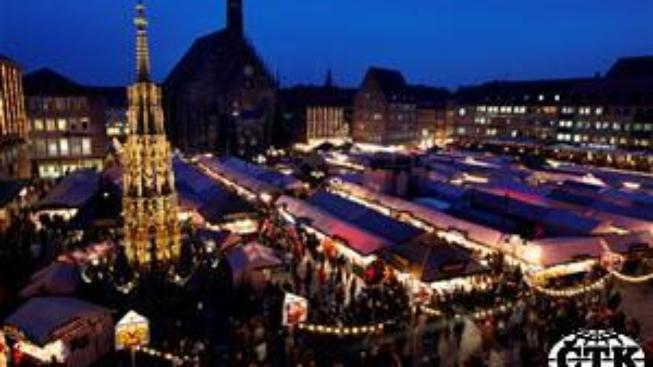 Slavné norimberské trhy