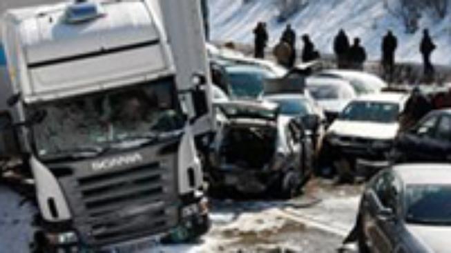 Zimní gumy budou povinné na 70 kilometrech D1