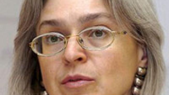 Za vraždou Politkovské je prý politik