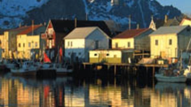 Dánsko: Dům, který může utéct