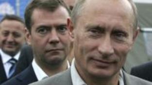 Ruská duma přiblížila Putina k prezidentství