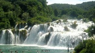 Co je perla severní Dalmácie? Řeka Krka a její národní park
