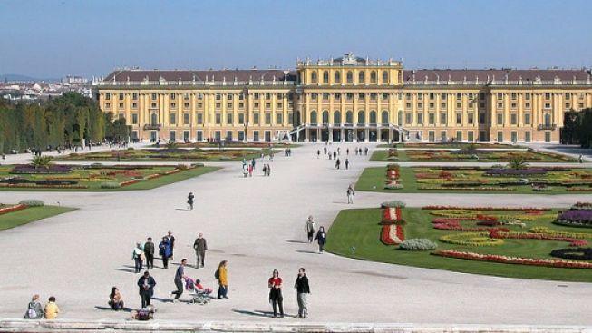 Cestujeme po památkách Vídně