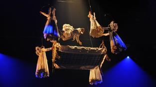 Nejprestižnější cirkus světa Cirque de Soleil je v Praze!
