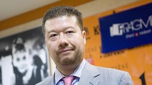 Okamura: Novináři lynčují Davida Ratha. Je to odporné