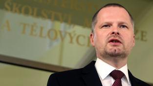 Ministr školství Fiala většinu Dobešových projektů zruší