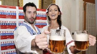 V Praze dnes začíná pivní festival