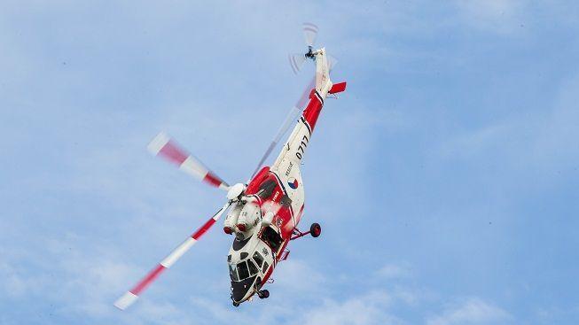 Jednou z obětí ze zříceného vrtulníku byl zkušený pilot