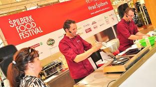Gastronomické speciality přilákaly na Špilberk přes 3000 lidí