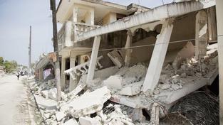 Mexiko zasáhlo středně silné zemětřesení