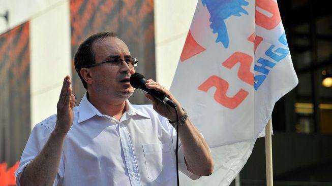 Příznivci DSSS pochodují pražskými ulicemi