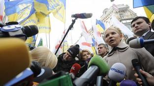 Schwarzenberg: Tymošenková může zhoršit pozici Ukrajiny v Evropě