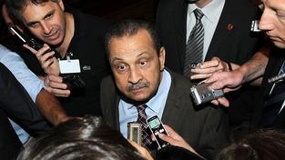 Záhadné úmrtí: V Dunaji se našla mrtvola bývalého libyjského ministra