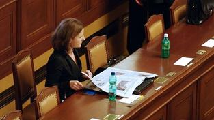 Peake slíbila napravit reputaci kabinetu, ČSSD jí nevěří