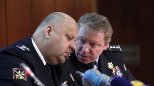 Policejní exprezident Husák končí jako náměstek, bude novým šéfem ochranky