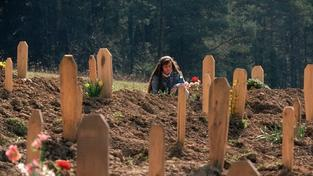 Bosna tlačí na Srbsko, od války stále pohřešujeme 9000 lidí