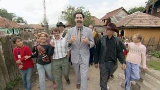 Borat přilákal do Kazachstánu turisty