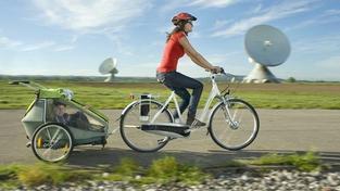 Cyklistika je při správném provozování zdraví prospěšný sport