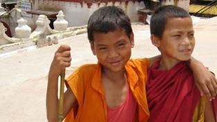 Přijďte si prohlédnout Všechny barvy Nepálu!