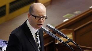 ČSSD k Nečasovi: Požadujeme ukončení koalice s Věcmi veřejnými!