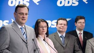 Vedení ODS daňové změny nevadí, podporuje vládní kroky
