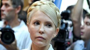 Němečtí lékaři v pátek prověří nemocnici pro léčení Tymošenkové