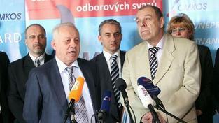 Odbory radí: Nevolte koaliční strany