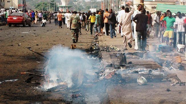Exploze v nigerijském městě Kaduna zabila nejméně 38 lidí