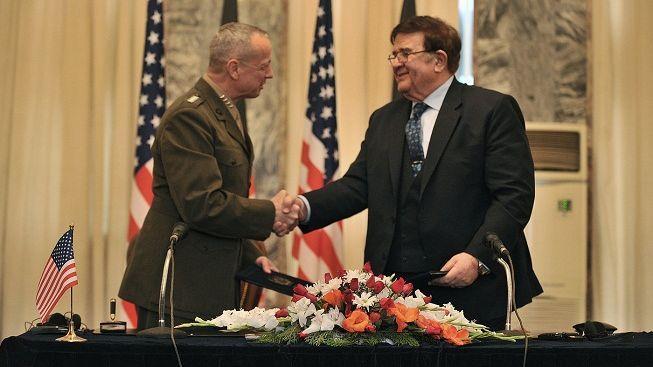 Afghánistán a USA podepsaly dohodu o podmínkách nočních razií