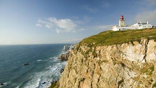 Tam, kde zem končí a moře začíná. Cabo da Roca