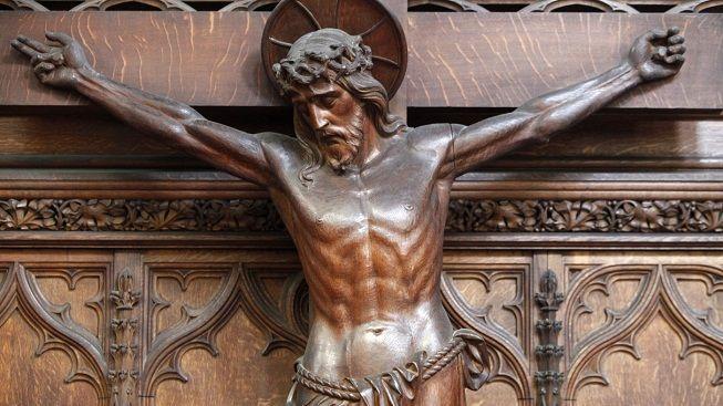 Křesťané mají nejtemnější den roku. Připomínají si Kristovo ukřižování
