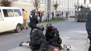 Na Šternbersku roste napětí mezi dvěma skupinami Romů