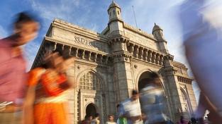 Brána Indie aneb fascinující čokoládová pohádka
