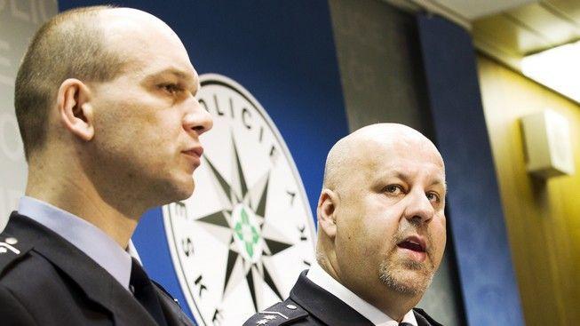 Šest policistů čelí kvůli Janouškově nehodě kázeňskému řízení