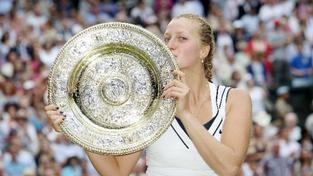Wimbledonský talíř bude k vidění na pražském hlavním nádraží