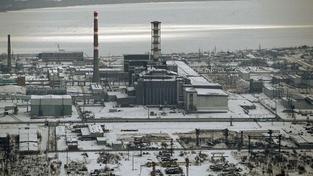 """Ukrajina postaví nový """"sarkofág"""" nad Černobylem"""