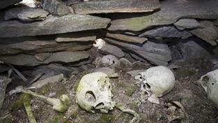 Objevila se stopa, která může rozluštit jednu z největších archeologických záhad!