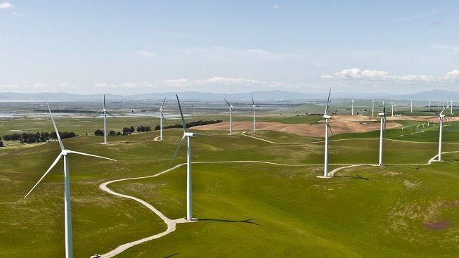 Ústavní soud znovu oživil spor o větrné elektrárny v Ústeckém kraji