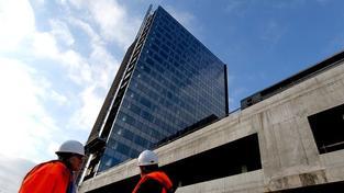 Nová nejvyšší budova Brna Spielberk Tower B je zkolaudovaná