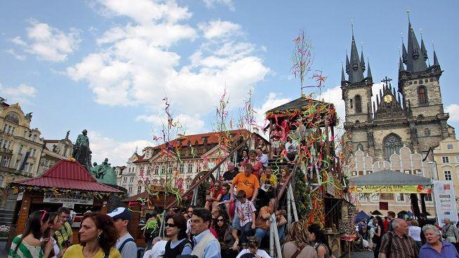 V Praze začínají velikonoční trhy