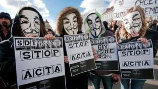 Dánské předsednictví EU podpořilo ratifikaci dohody ACTA