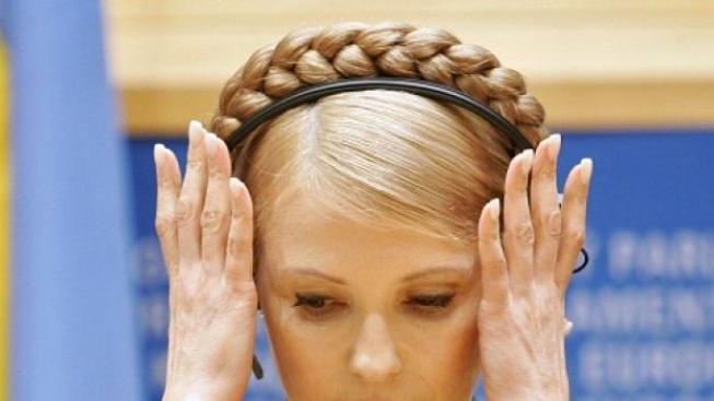 Zatvrzelá Tymošenková odmítá léčbu ve vězení