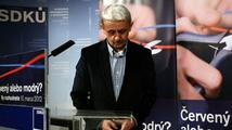 Opilý expremiér Dzurinda si rozbil hlavu, oslavoval s politiky