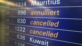 Stávka v Lufthanse zasáhne tři letiště, neodletí až 400 letadel