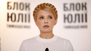 Julia Tymošenková míří na svobodu, rozhodl ukrajinský parlament