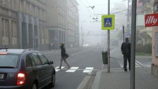 Smogová situace se opět zhoršila