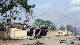 Výbuch muničního skladu v centru konžské metropole vzal stovky životů