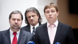 Babák (VV) podal stížnost na Němcovou (ODS). Žádá o odklad restitucí