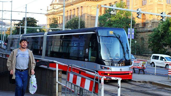 Provoz bez komplikací: Doprava v Praze prošla zátěžovou zkouškou